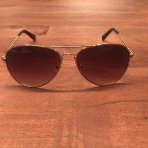 Banana republic aviator sunglasses